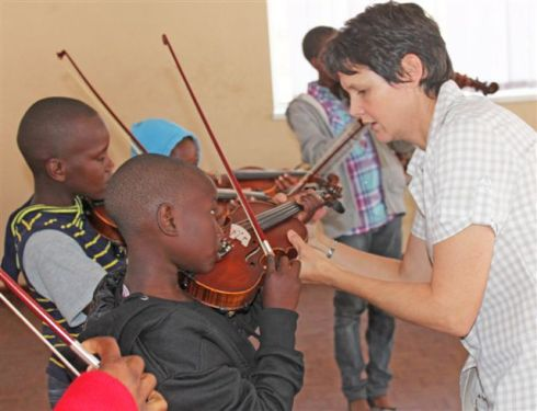 New term for Bulawayo Saturday Music School