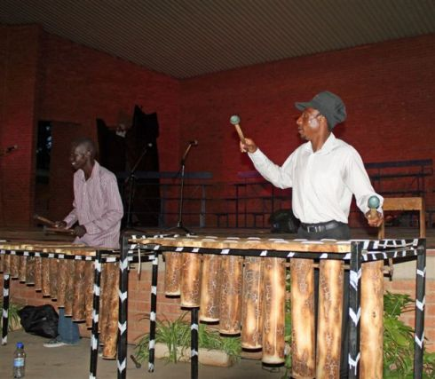 Rainbow Blaze - who teach Marimba at the Academy Saturday School