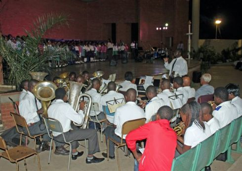 Academy Brass and Bulawayo Salvation Army Band